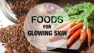 With pollution on the rise and no focus diet, we tend to lose natural glow of our skin. here's a video give you diet tips improve your skin ...