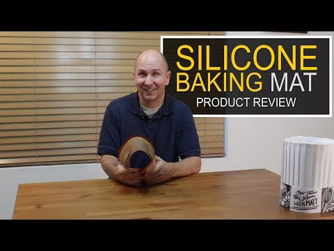 Kitchen Product Review 4 | Silicone Baking Mats