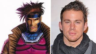 Repeat youtube video Channing Tatum Is Officially Gambit - AMC Movie News