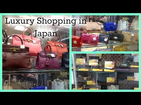 Japan Luxury Shopping