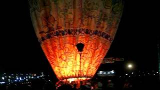 2009 Fire Balloon Festival of Taunggyii