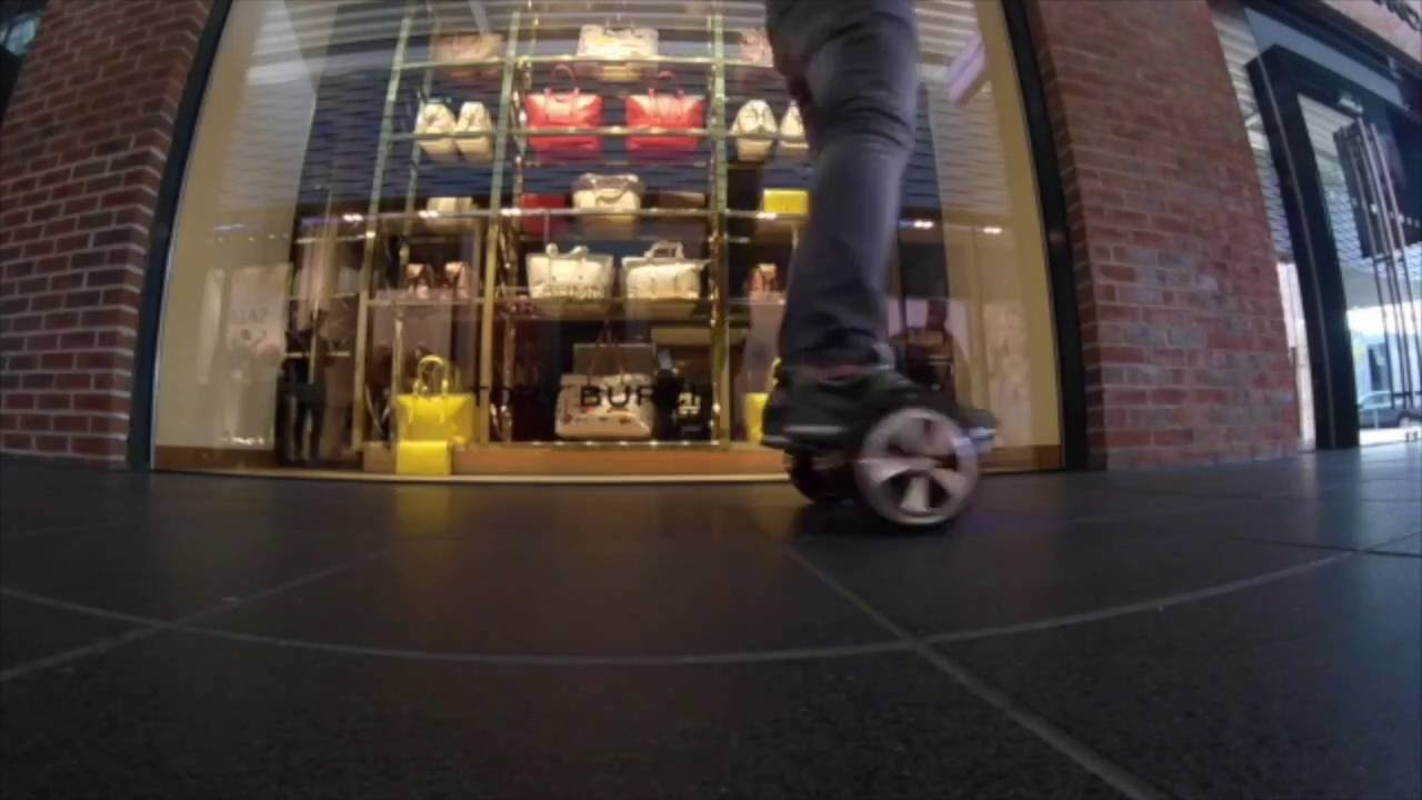 cityblitz - das hoverboard - jetzt bei kinderzimmer.de testen