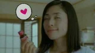 2005年 前向きな朝篇 深津絵里.