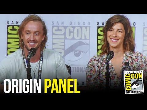 YouTube Original Series ORIGIN Full Panel at Comic Con 2018