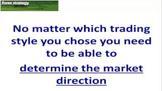 Forex Trend Trading for Success