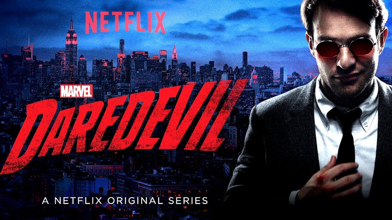 The Daredevil series poster