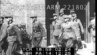 Normandy Invasion - D-Day to D-3 221802-07 | Footage Farm