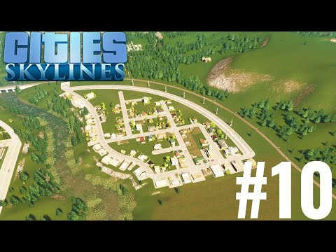 Another New City!!! | Cities Skylines #10 |