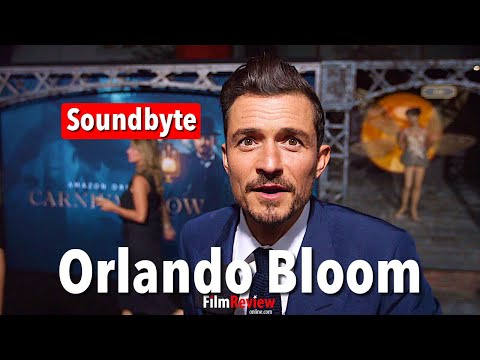 Lord of the Rings - Orlando Bloom Soundbyte + Cara Delevingne