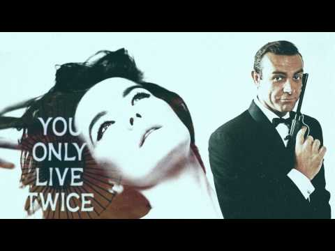 David Arnold & Björk - You Only Live Twice [HD]