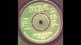 Average White Band When Will You Be Mine (Walking Rhythms Dub Excursion)