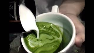 TOP 5 Matcha Latte Art