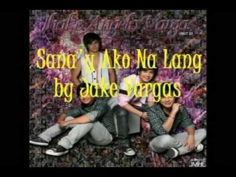 Angeline Quinto - Ako Na Lang Lyrics