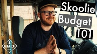 Budget 101 How Much Does It Cost To Build? | Skoolie Bus Conversion Tiny House Videos