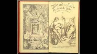 Gustav Mahler, Wer hat dies Liedlein erdacht? (Grete Stückgold) rec. 1915