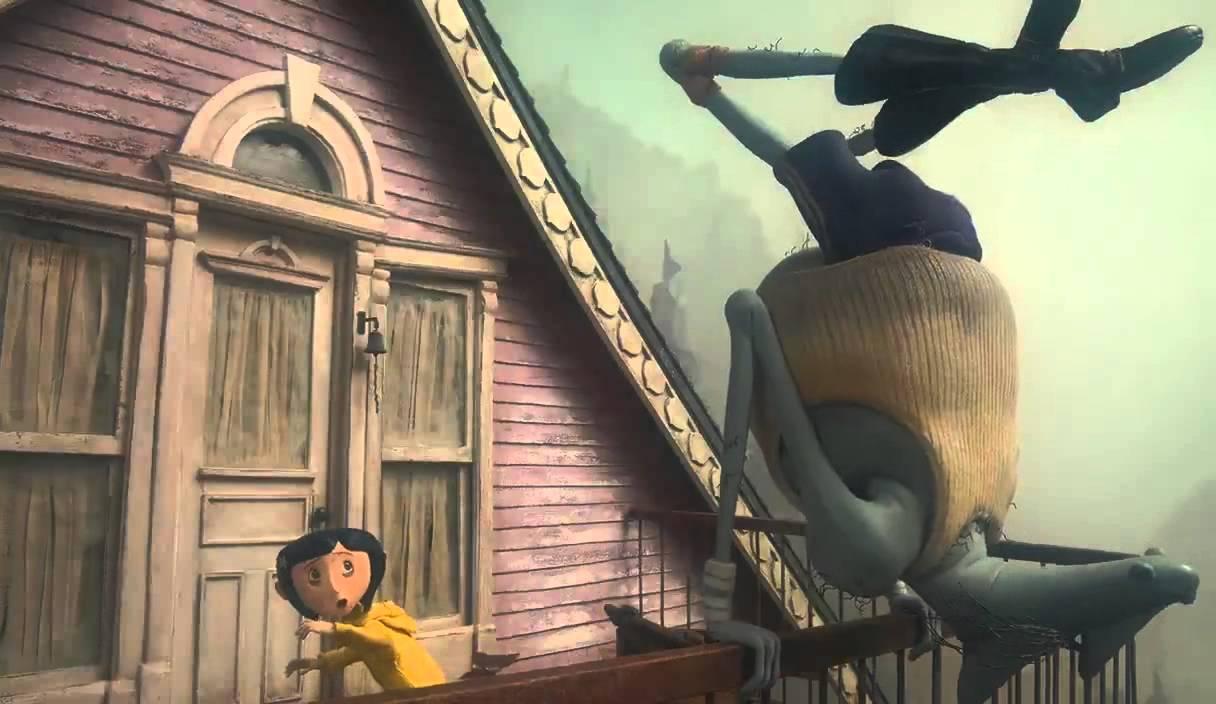 Coraline 2009 Mr Bobinsky Youtube