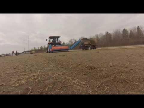 Iowa State University: Fraze Mowing Johnny Majors Practice Football Field