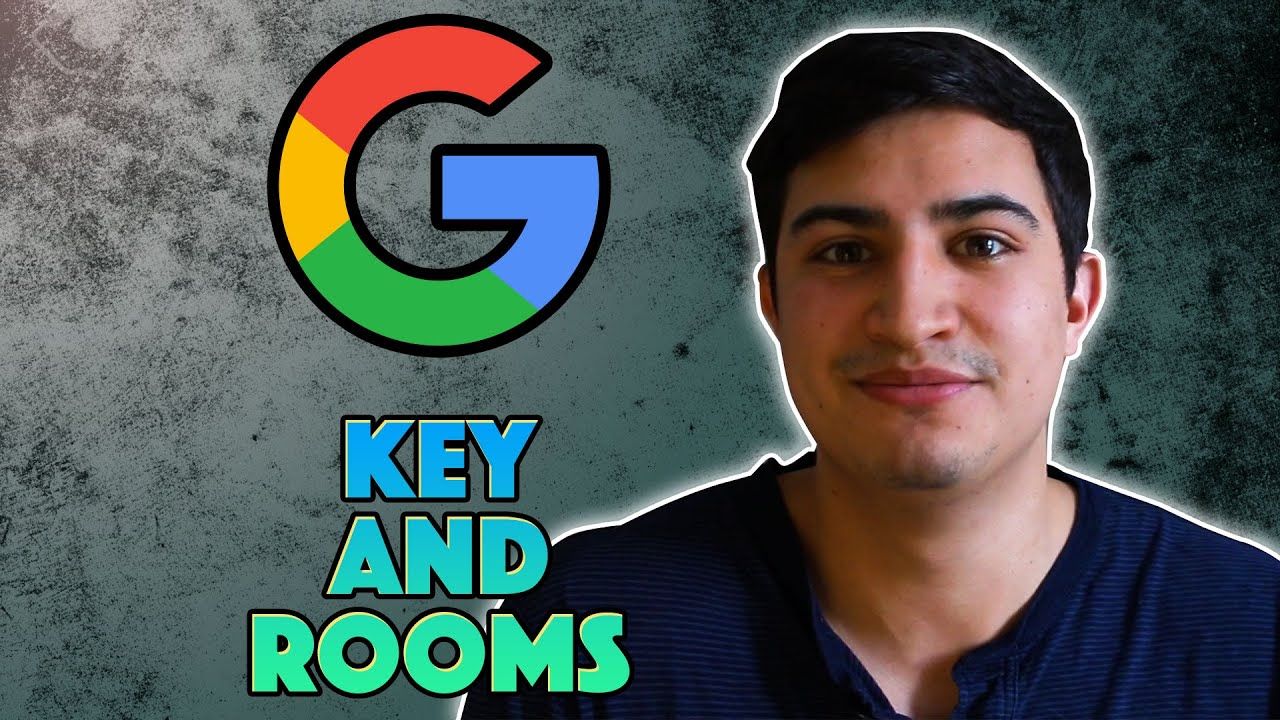 Google Interview Question (2019) - Keys and Rooms (LeetCode)