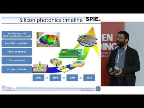 """Silicon Nanocrystals as Enabler for Silicon Photonics"", Lorenzo Pavesi 