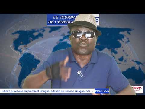 JTE  Liberté provisoire du président Gbagbo, attitude de Simone Gbagbo, Affi …