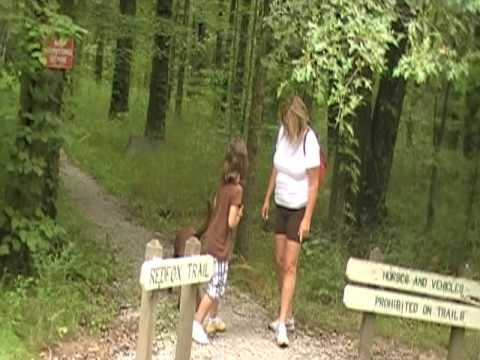 Stonelick State Park Ohio Trail 1