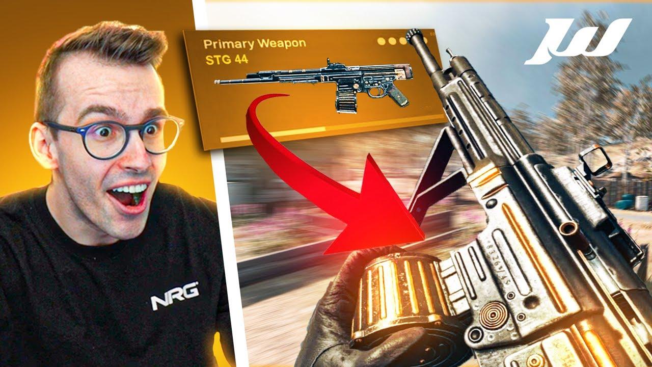 Download VANGUARD HAS ARRIVED IN WARZONE! *NEW* STG 44 Gameplay (Rebirth + Verdansk)
