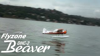 Flyzone DHC-2 Beaver Select Scale RTF 59.5