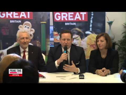 UK's Creative Industry Minister Visits Korea to Build Partnerships