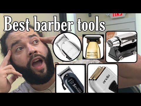 Best Barber Tools Of 2020
