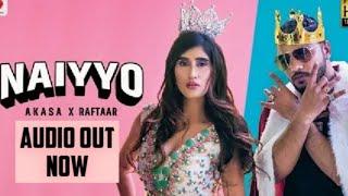 Gambar cover NAIYO - AKASA X RAFTAAR | Official video | Latest punjabi songs 2020