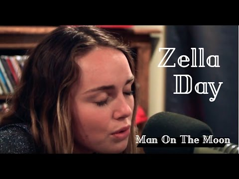 Zella Day - Man On The Moon - Live on Lightning 100, powered by ONErpm.com