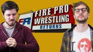 Best Wrestling Games Challenge: Fire Pro Wrestling Returns (Day 3)