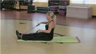 Abdominal Exercises : Resistance Band Exercises for Abdominal Muscles