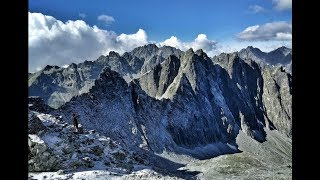 Sedielko (2 376 m n.m.)  Vysoké Tatry 2016
