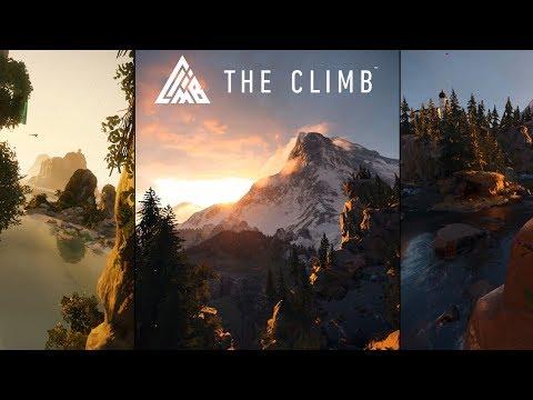 The Climb - Oculus Rift - Avenging Grandpa!