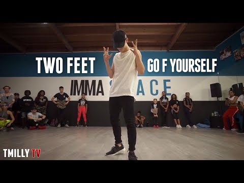 Thumbnail: Two Feet - Go F*** Yourself - Choreography by Josh Beauchamp - #TMillyTV