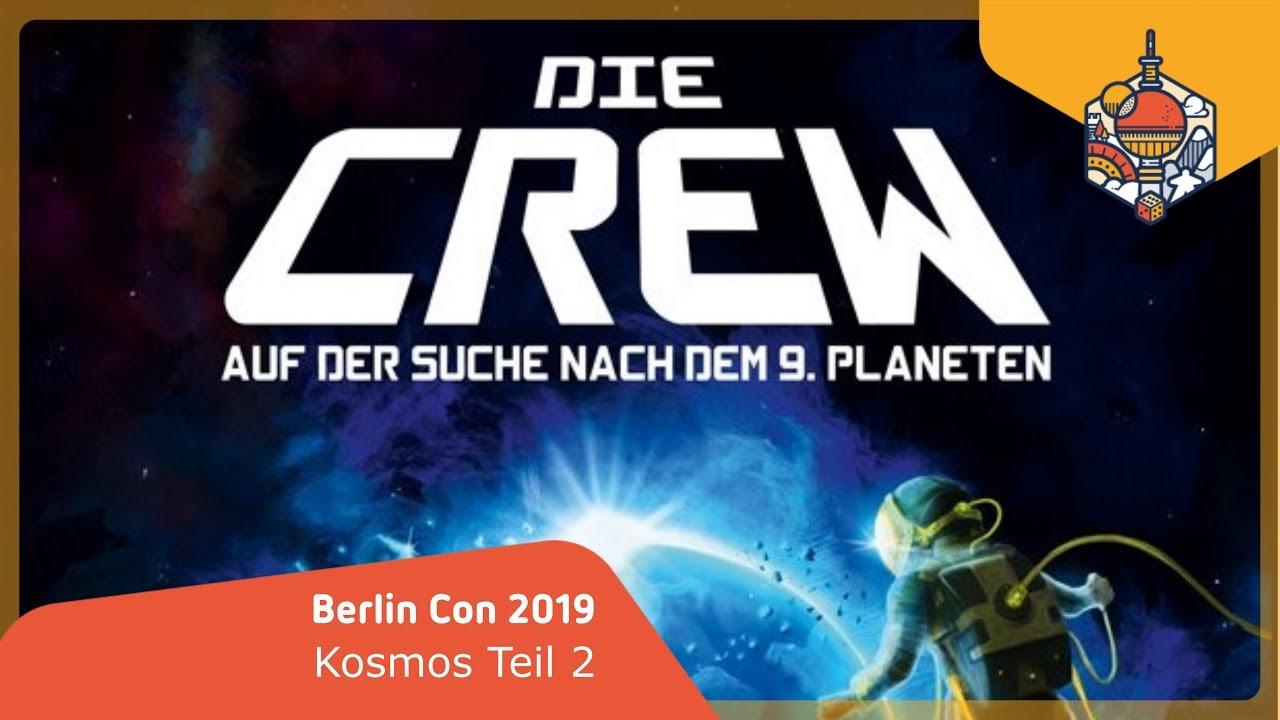 Auf der Suche nach dem 9 Kosmos Die Crew Planeten