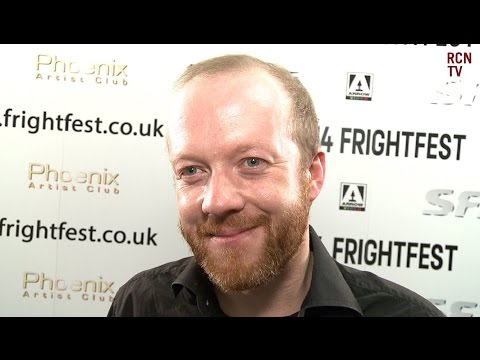 Steve Oram Interview The Canal Premiere