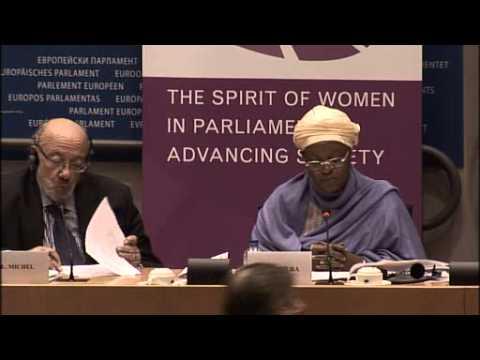 Speech by Zainab Bangura at the WIP Annual Summit 2013