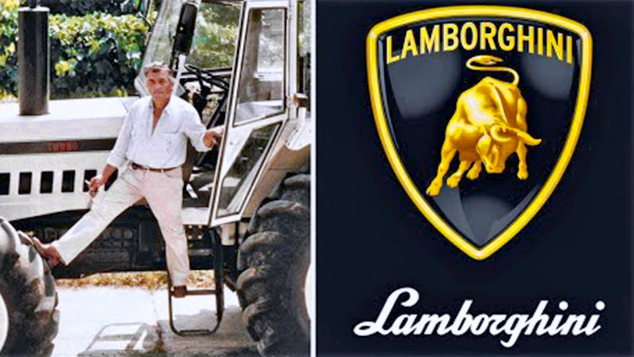 He Was Humiliated And Called Peasant. He Revenged By Inventing the Lamborghini Brand