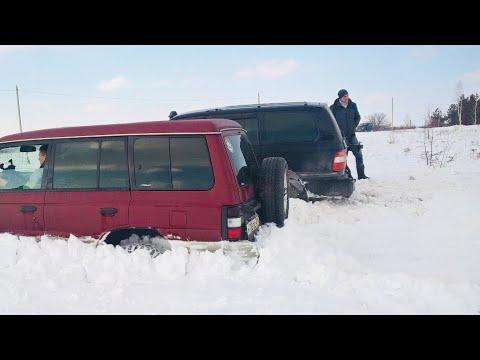 Битва в снегу: