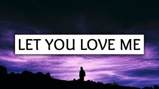 Gambar cover Rita Ora ‒ Let You Love Me (Lyrics)