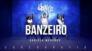 Banzeiro - Daniela Mercury | FitDance TV (Coreografia) Dance Video