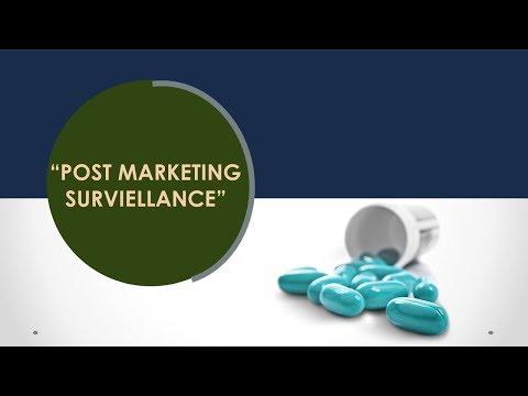 Post marketing surveillance (PMS) lecture  💊
