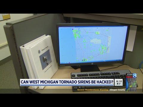 911 centers taking notice after Flint siren hacks