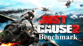Superclocked GTX 980 Just Cause 2 All Benchmarks at Max Settings