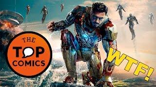 5 cosas que no tienen sentido en Iron Man 3