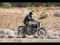 Triumph Street Scrambler | Presentación / Primera Prueba / Test / Review en español | motos.net