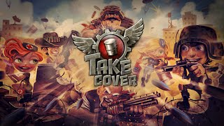 TAKE COVER! | An Awesome New Tower Defense Game | iOS Game (New Game #63)