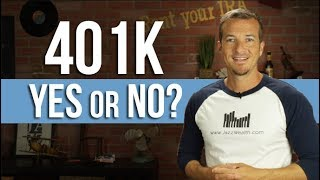 Should you invest in your company 401k retirement plan